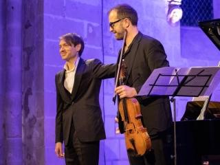 Guillaume COPPOLA (piano), Arnaud THORETTE (viola)